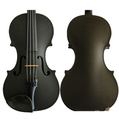 Endeavor Violins front and rear image